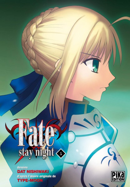Fate Stay Night, Tome 5