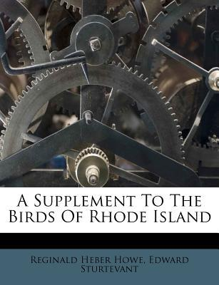 A Supplement to the Birds of Rhode Island