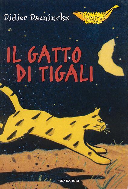 Il gatto di Tigali