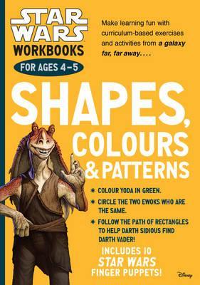 Star Wars Workbooks