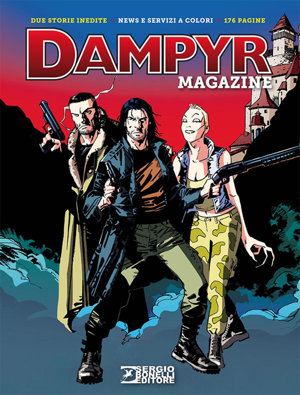 Dampyr Magazine n. 1
