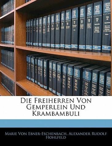 Die Freiherren Von G...