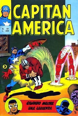 Capitan America n. 81
