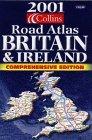 Collins Comprehensive Road Atlas Britain and Ireland