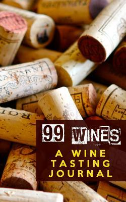 Wine Tasting Journal Wine Corks