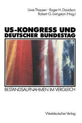 US-Kongress Und Deutscher Bundestag