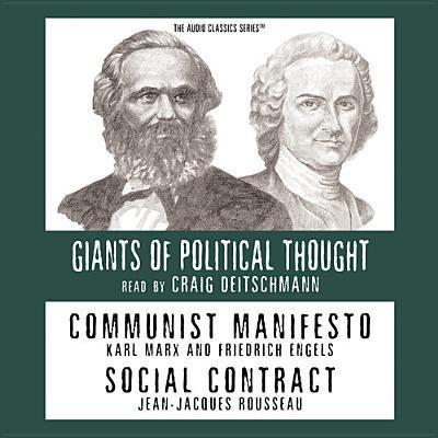 Communist Manifesto/ Social Contract