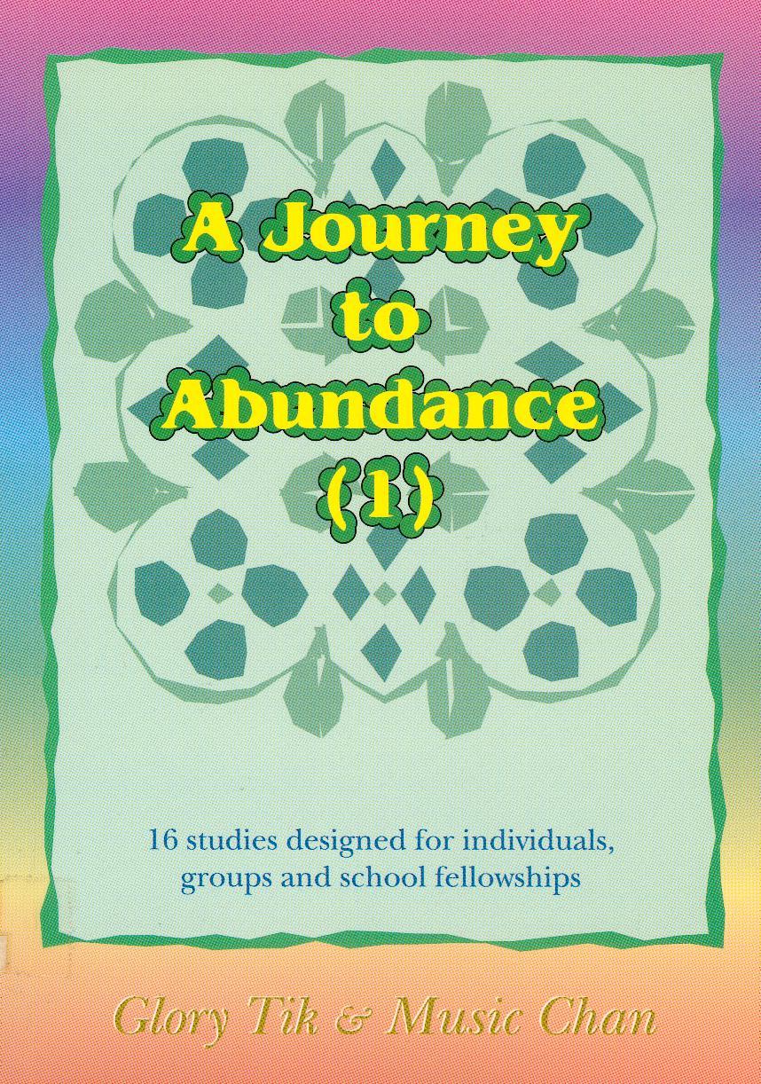 A Journey to Abundance (1)