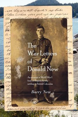 The War Letters of Donald New