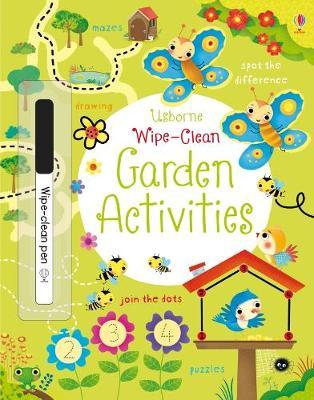 Wipe-Clean Garden Activities (Wipe-Clean Activities)