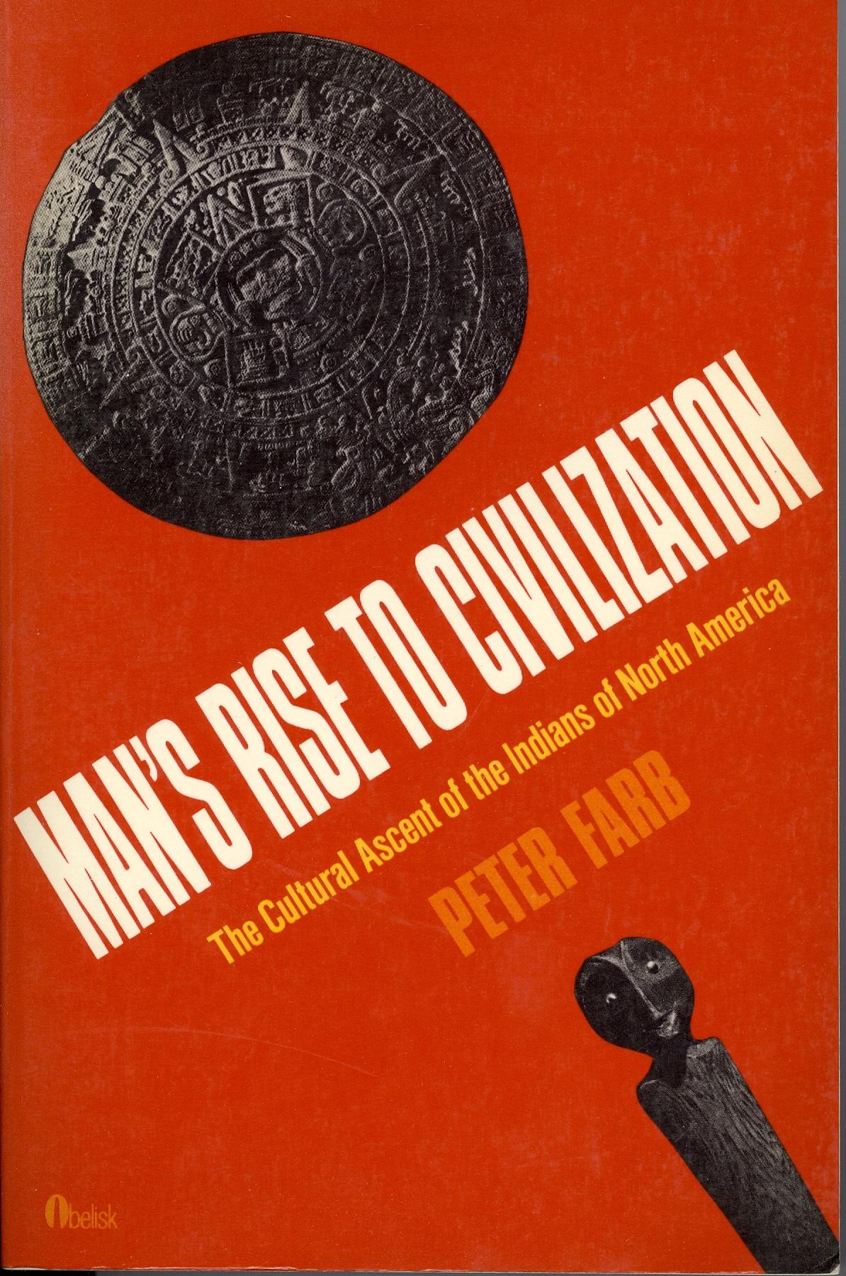 Man's rise to civilization