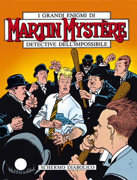Martin Mystère n. 118