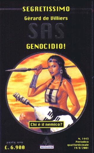 SAS: Genocidio!