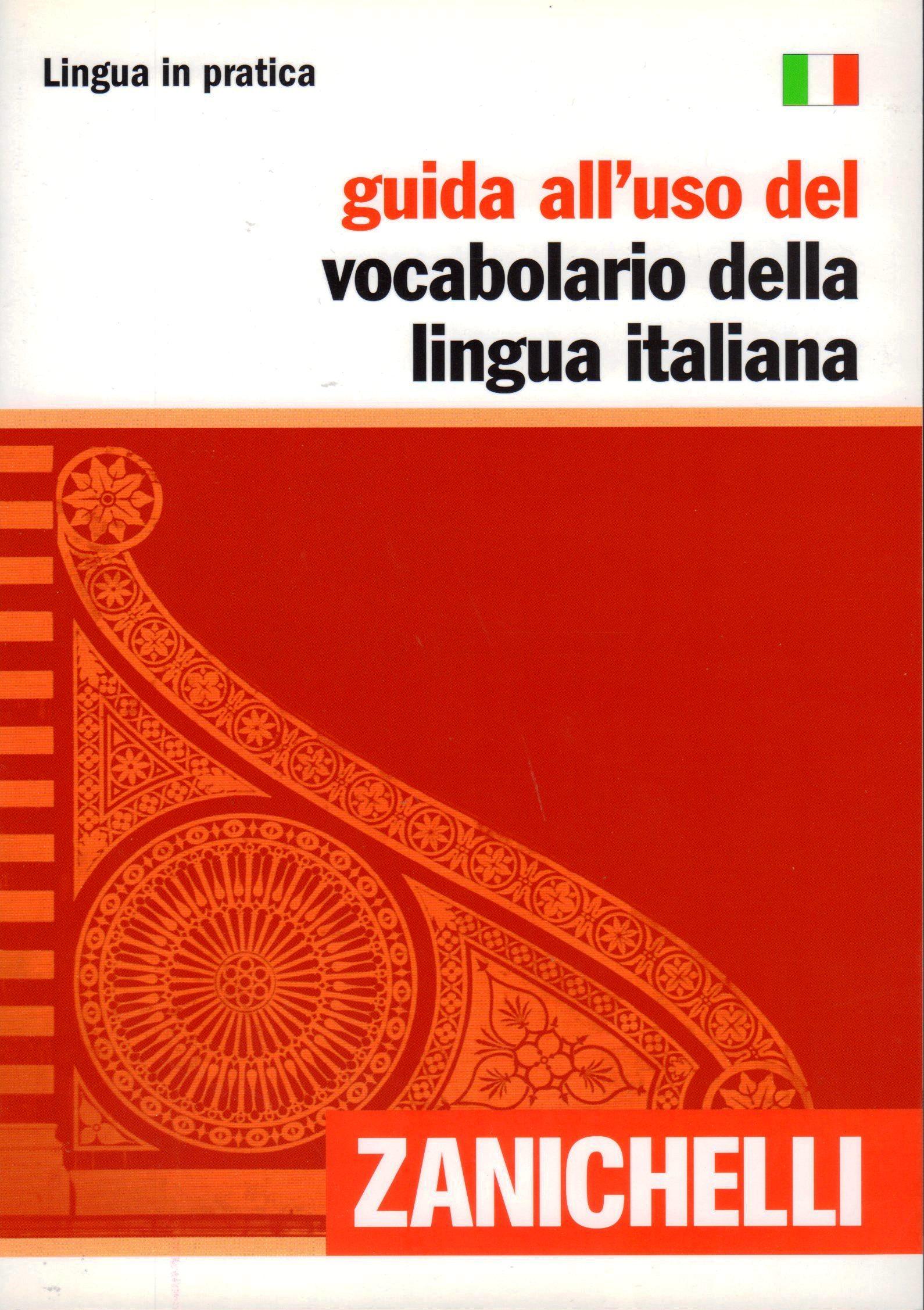 Guida all'uso del vocabolario della lingua italiana