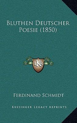 Bluthen Deutscher Poesie (1850)