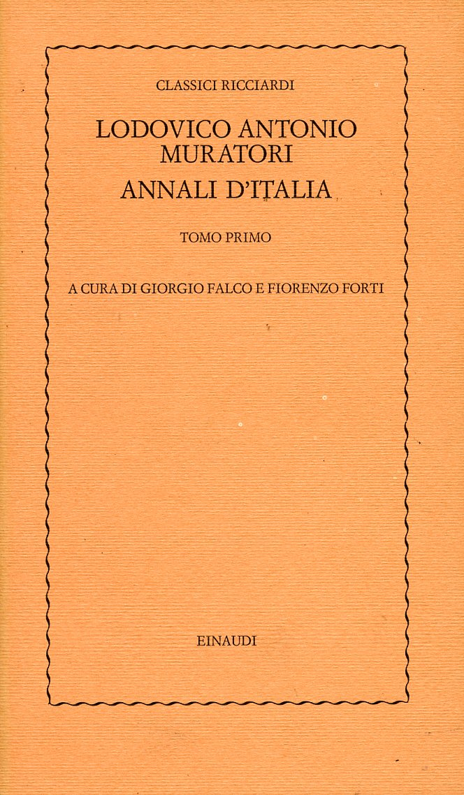 Annali d'Italia - To...