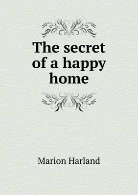 The Secret of a Happ...