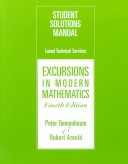 Excursions in Modern Mathematics Student Solutions Manual