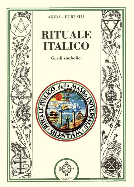 Rituale italico. Gradi simbolici