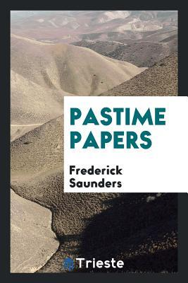 Pastime papers