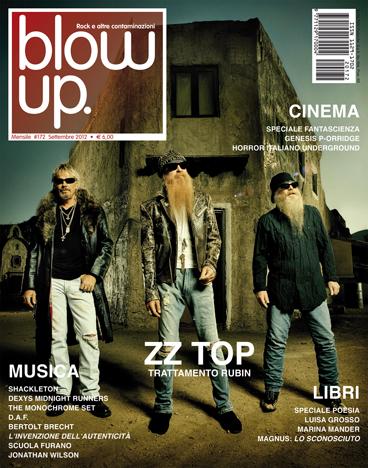 Blow up. 172 (settembre 2012)