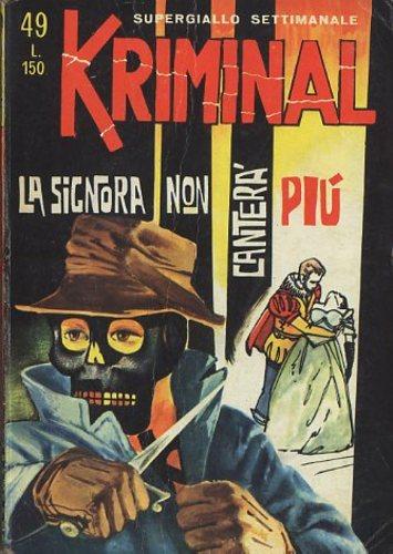 Kriminal n. 49