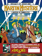 Speciale Martin Mystère n. 25