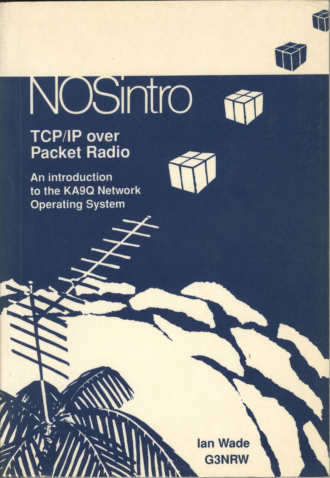 NOSintro TCP/IP over Packet Radio