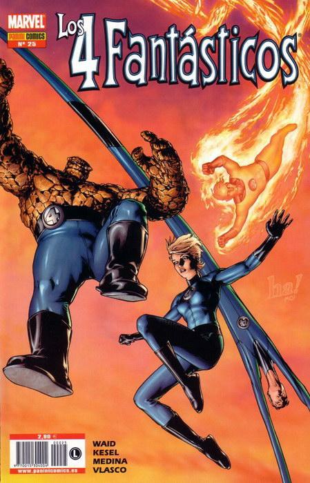 Los 4 Fantásticos Vol.1 #25 (de 34)