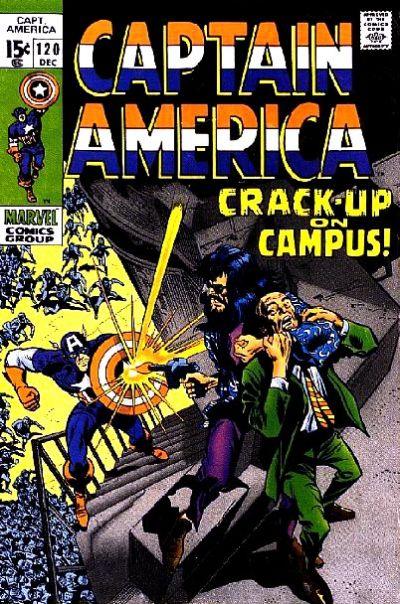 Captain America Vol.1 #120