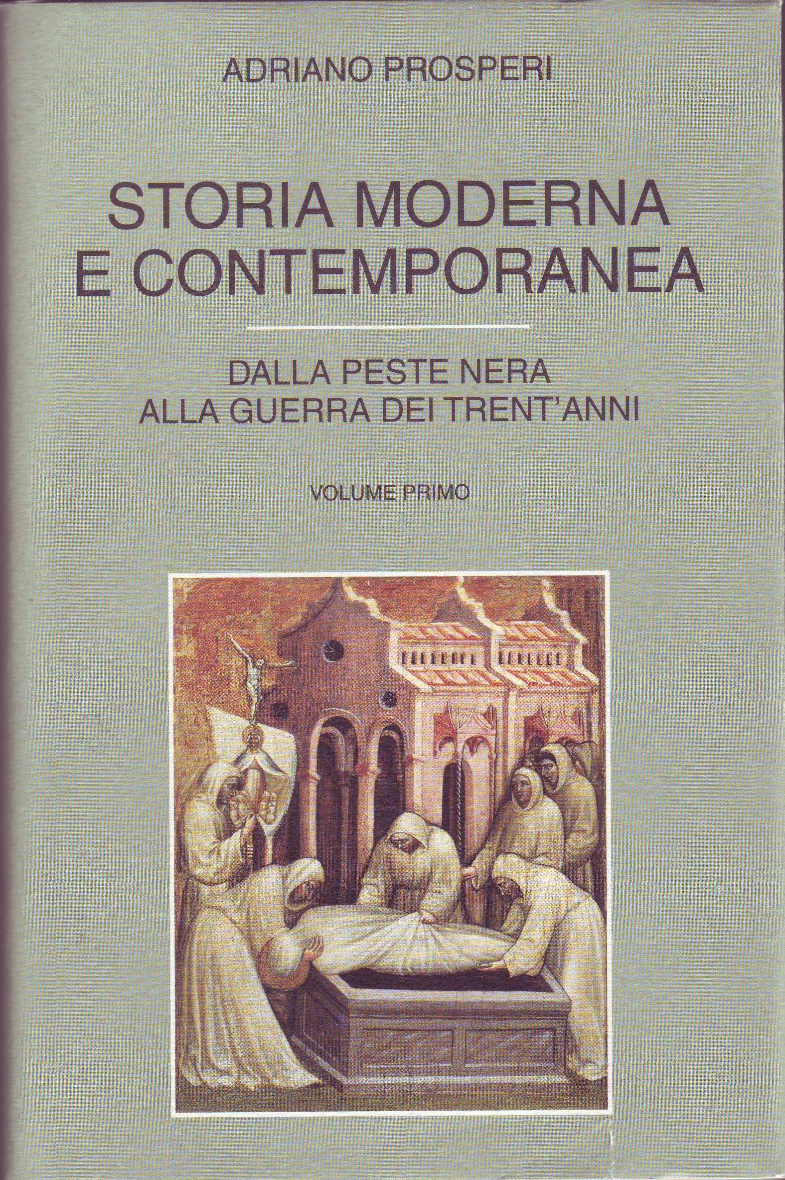 Storia Moderna e Contemporanea - Vol. 1