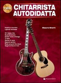 Chitarrista autodidatta. Con CD Audio