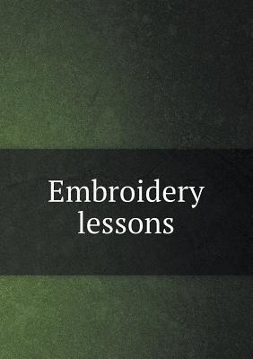 Embroidery Lessons
