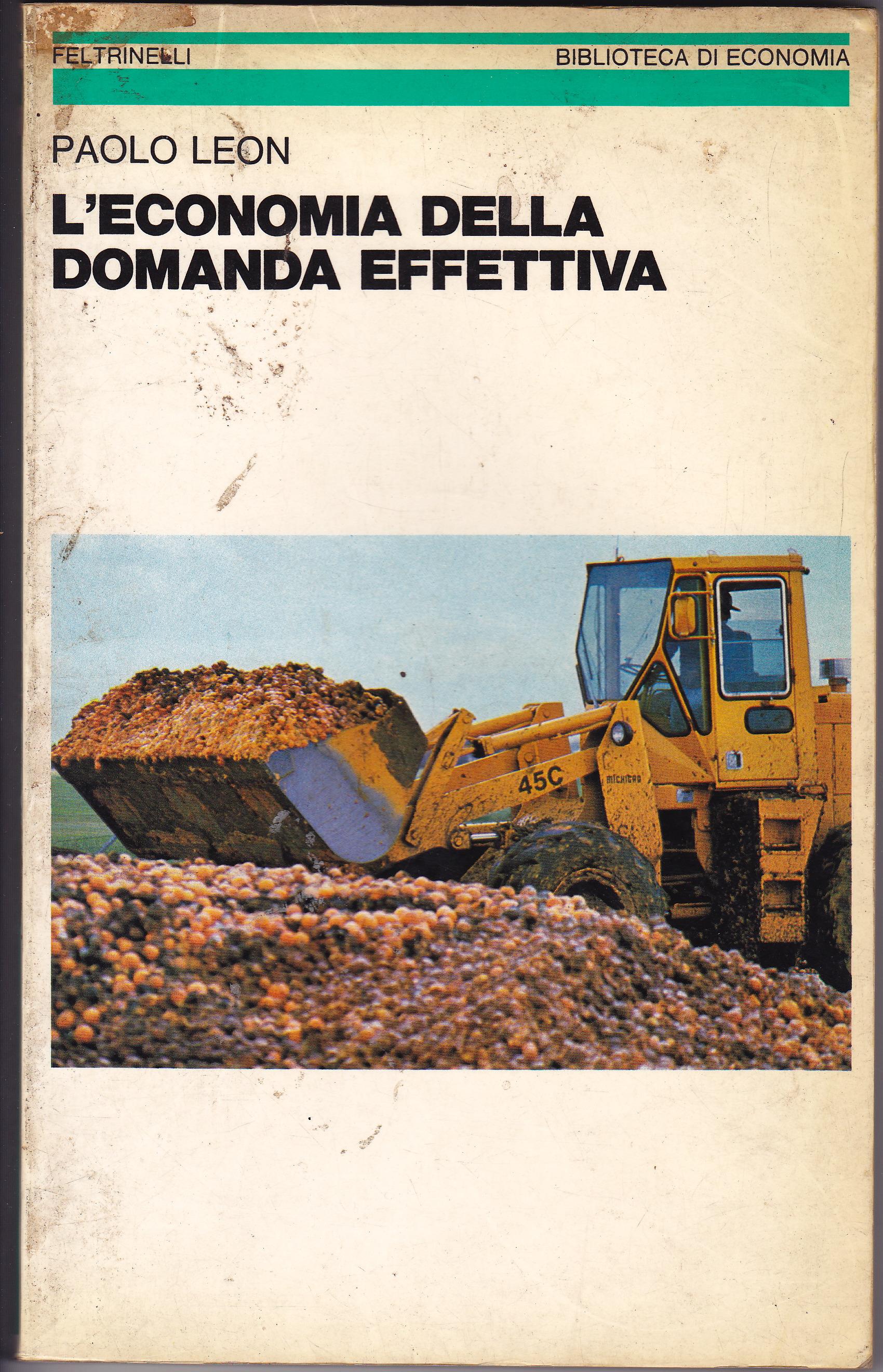 L'economia della domanda effettiva