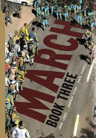 March, Book Three