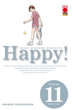 Happy! vol. 11
