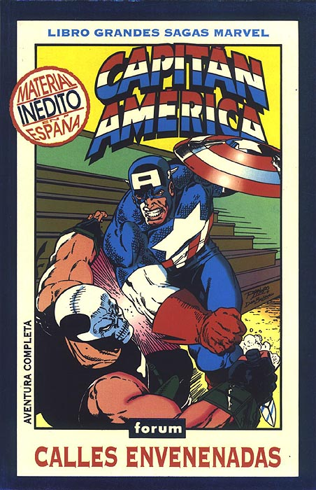 Capitán América: Calles envenenadas