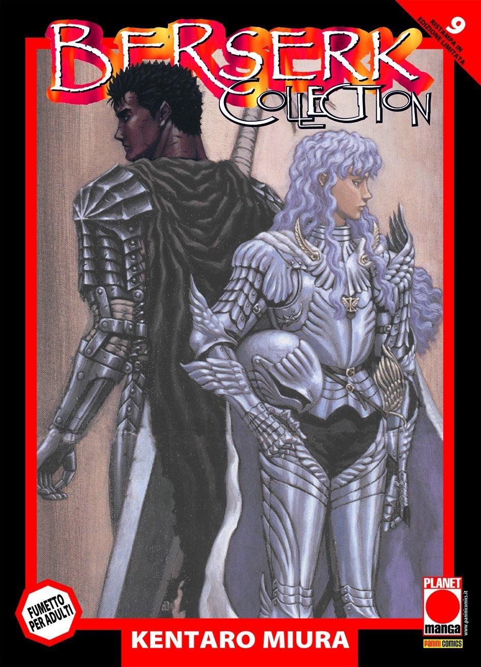 Berserk Collection Serie Nera vol. 9
