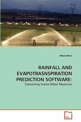 RAINFALL AND EVAPOTRASNSPIRATION PREDICTION SOFTWARE