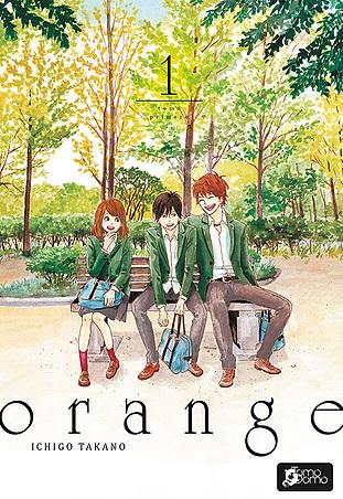 Orange #1 (de 5)