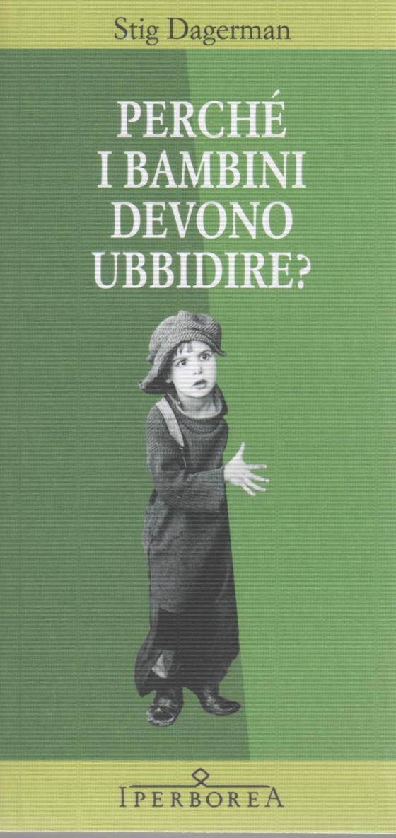 Perché i bambini devono ubbidire?