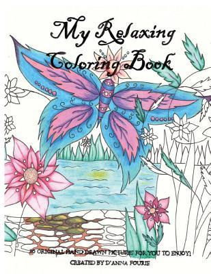 My Relaxing Coloring Book
