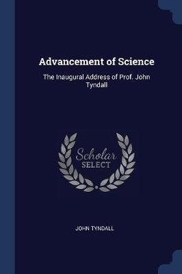 Advancement of Science