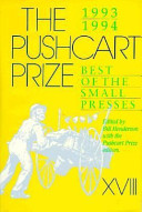 The Pushcart Prize Xviii