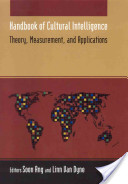 Handbook of Cultural Intelligence