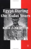 Egypt During the Sadat Years