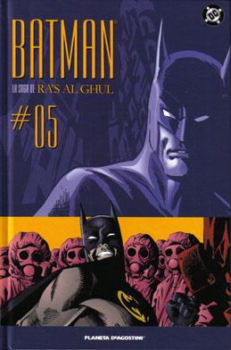 Batman: La saga de Ra's Al Ghul #5 (de 12)