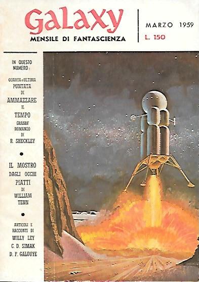 Galaxy - Marzo 1959