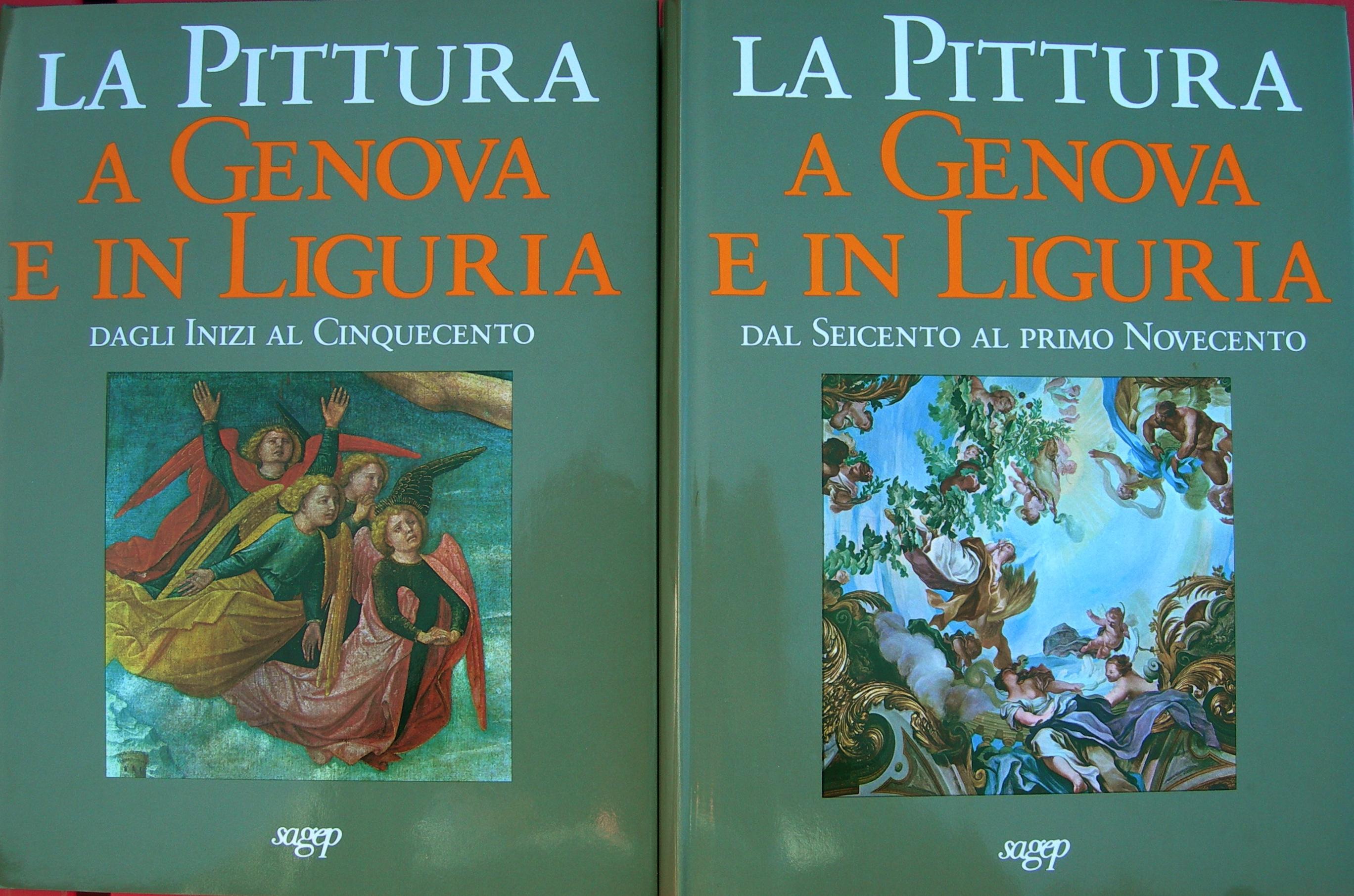 La pittura a Genova e in Liguria