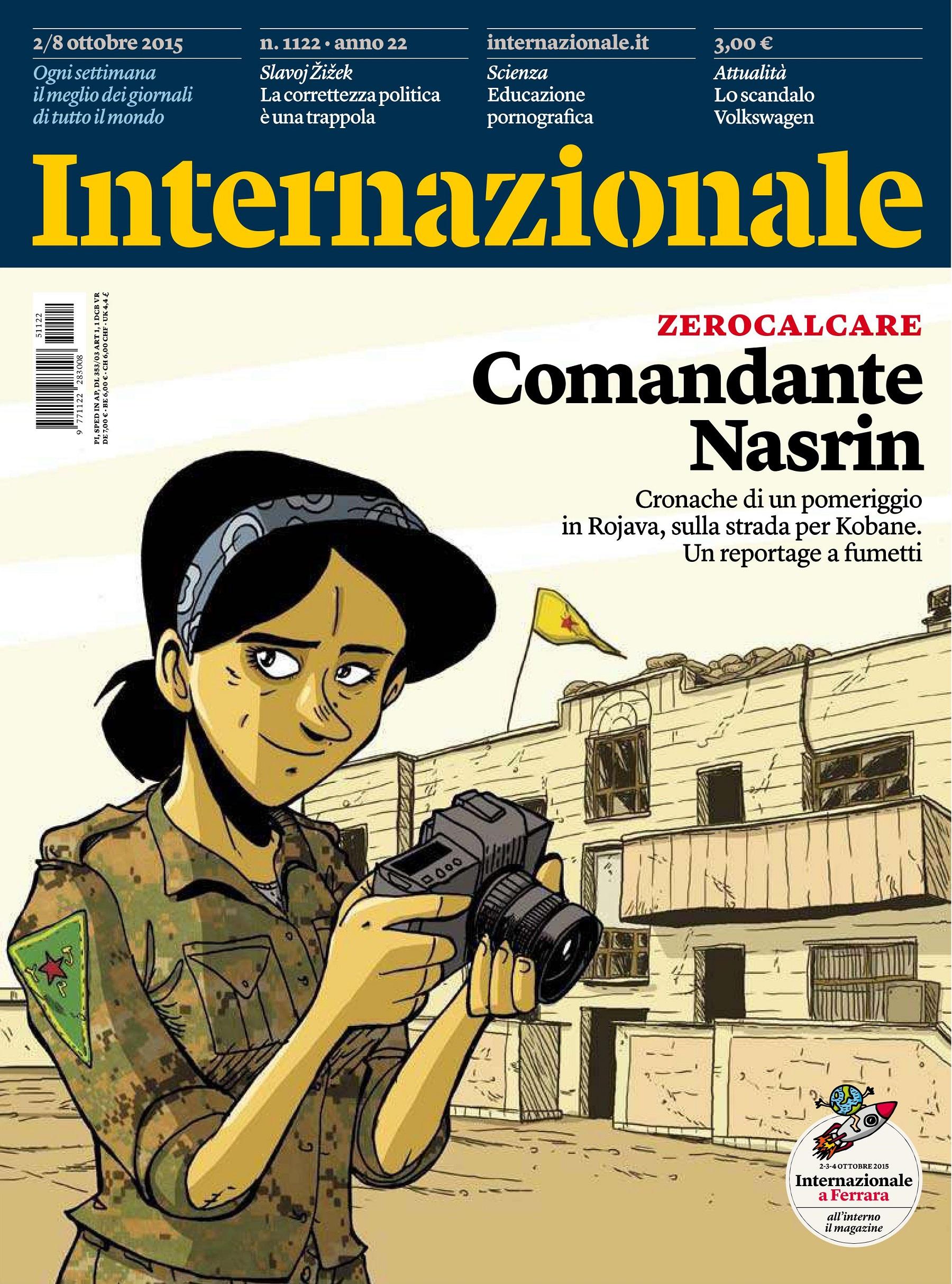 Internazionale n. 11...